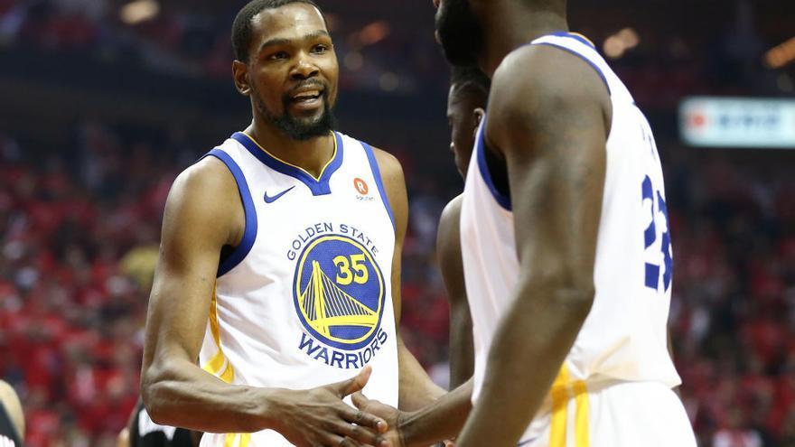 Durant no tiene interés en parecerse a James ni hacer lo mismo en el campo