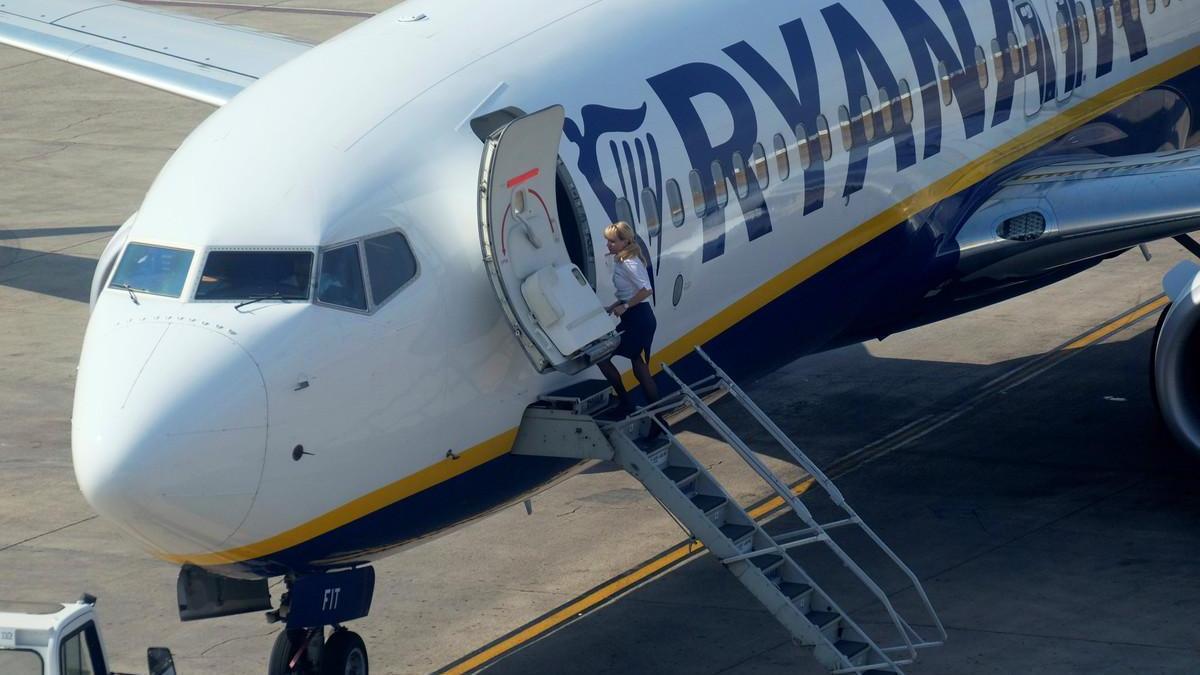 Ryanair pone a la venta un millón de billetes por 10 euros