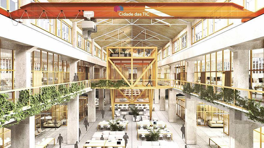 Seis empresas tecnológicas obtienen plaza para ocupar el primer edificio de la Ciudad de las TIC