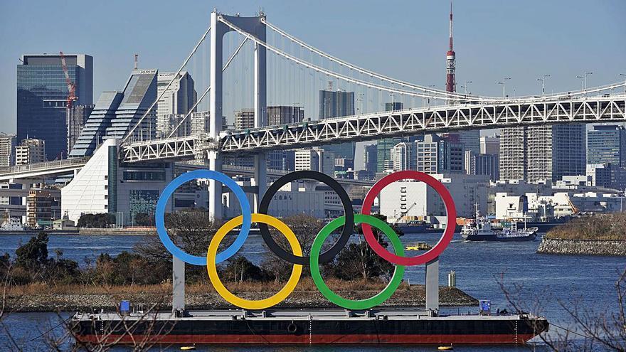 Tokio 2021 vuelve a estar en el alambre
