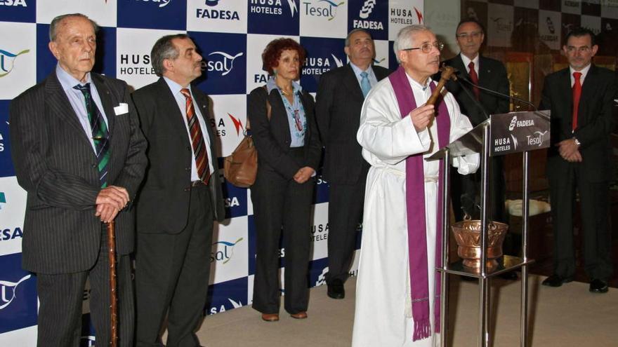 Fallece el empresario coruñés Manuel Jove