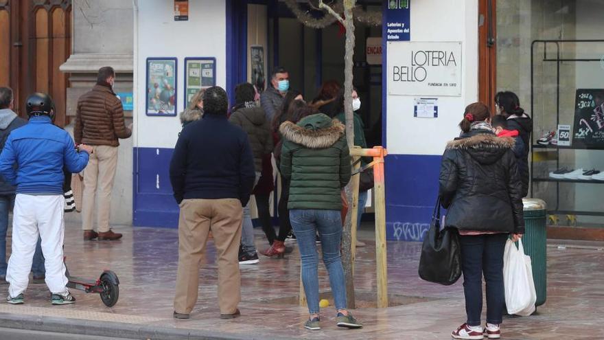 Hacienda ingresará 19,5 millones de euros por la Lotería del Niño