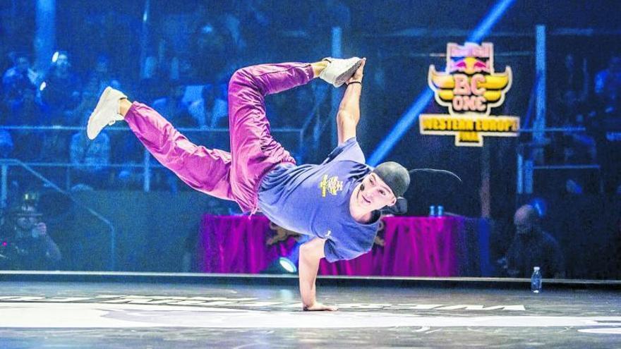 El break dance pone los Juegos patas arriba