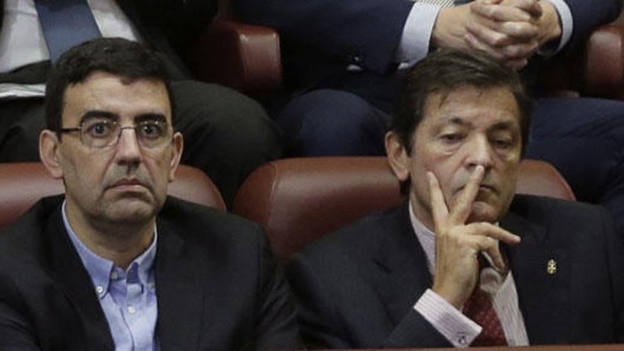 """Javier Fernández: """"No está en mi cabeza expulsar a nadie"""""""