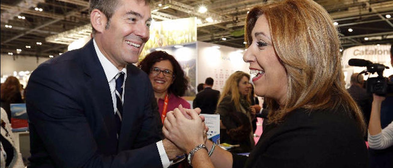 CC y PSOE firman sin publicidad la continuidad del pacto de Gobierno