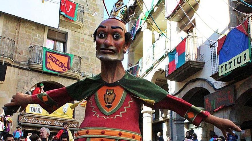L'associació de festes del Carnaval de Solsona renova els estatuts i protegeix el seu patrimoni