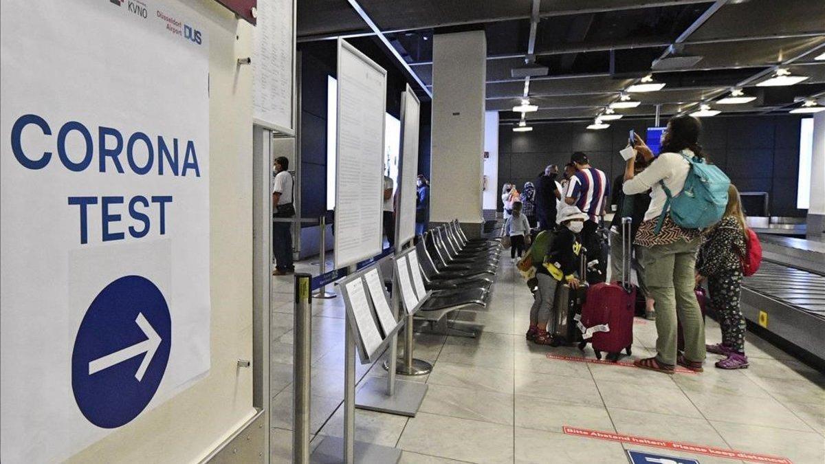 Alemania desaconseja también viajar a Aragón