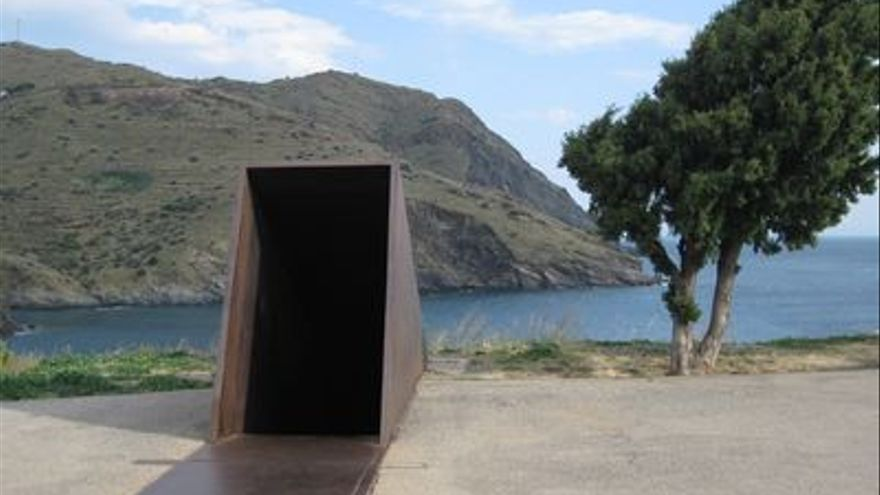 Portbou fa un homenatge a l'artista israelià Dani Karavan