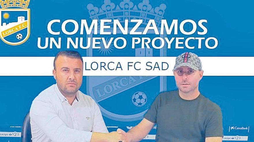 Roberto Torres elige a Paco Montesinos para su proyecto
