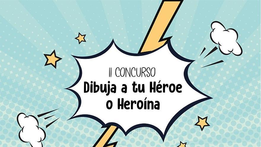 """El II Concurso """"Dibuja tu Héroe o Heroína 2021"""" ya tiene ganadores"""