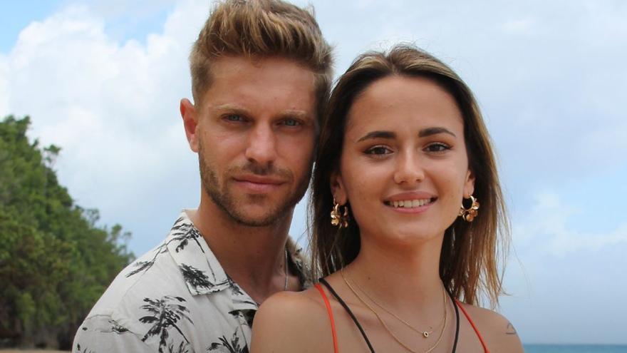 Una pareja valenciana desembarca en 'La Isla de las Tentaciones 4'