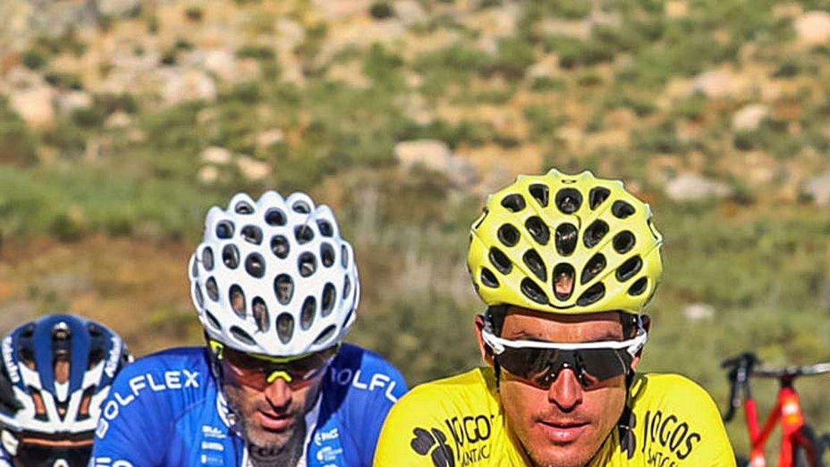 Veloso perseguirá hoy por última vez el amarillo de Antunes.