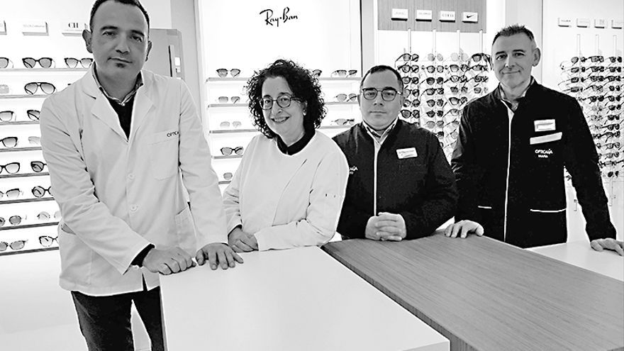 Visionarios del cuidado ocular