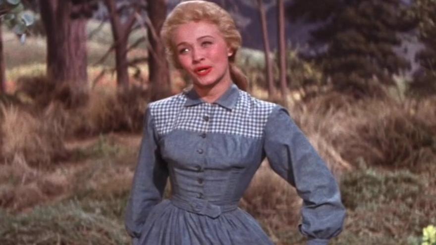 Muere la actriz Jane Powell, conocida por su papel en 'Siete novias para siete hermanos'
