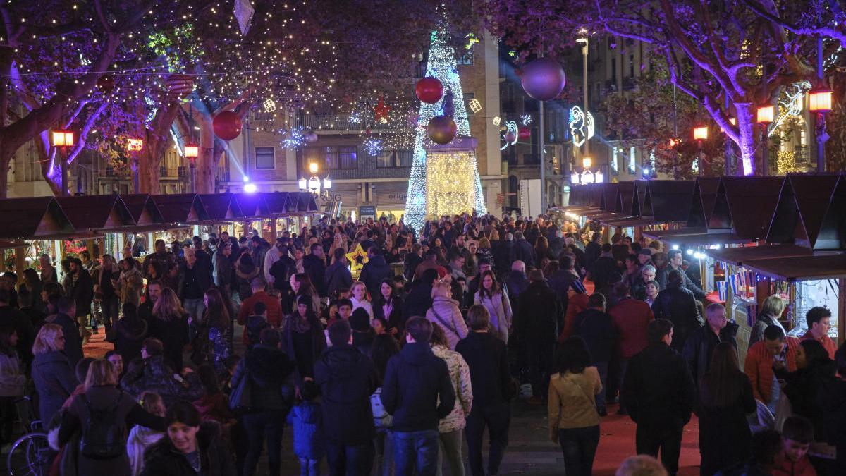 El Mercat de Nadal de l'any passat
