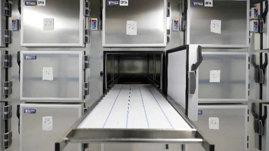 Sanidad prohíbe a las funerarias cobrar tasas superiores a las previas a la alerta