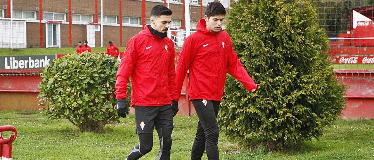 Sergio Álvarez y Meré, durante su etapa en el Sporting.