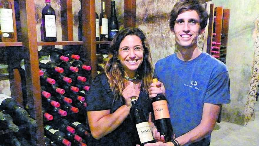 Anma: Los vinos de la nueva generación