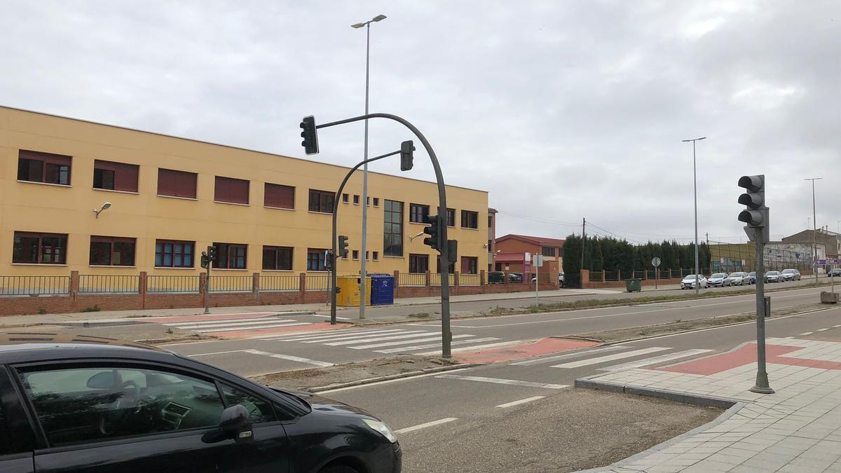 Semáforos de la avenida Carlos Latorre de Toro