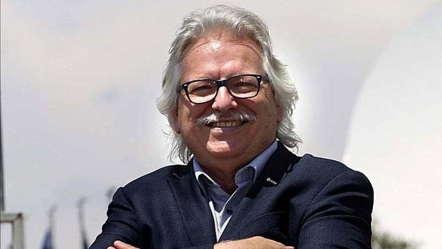 Günther Hasinger, director científico de la ESA