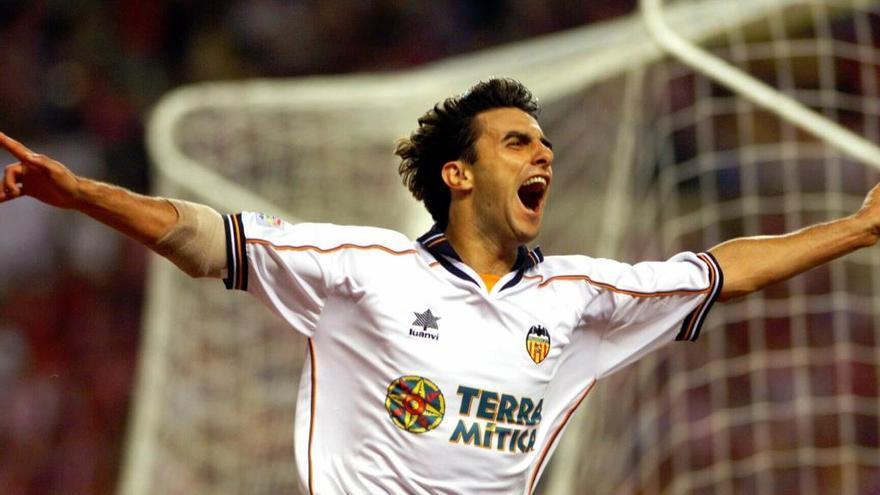 Estas son las leyendas que jugarán en Mestalla
