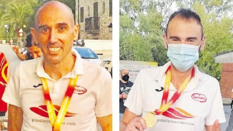 Dos campeones de España que ya piensan en València