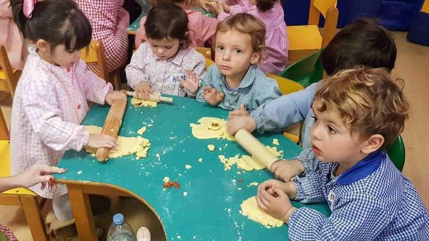 La escuela infantil de La Oliva, una panadería sin gluten