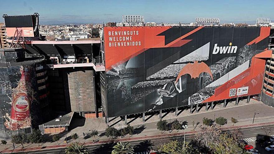 ADU cree que si la operación de Mestalla se cierra este año, se podrá hacer