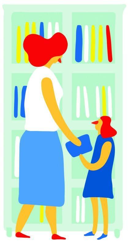 Librerías, donde nacen las patrias de papel