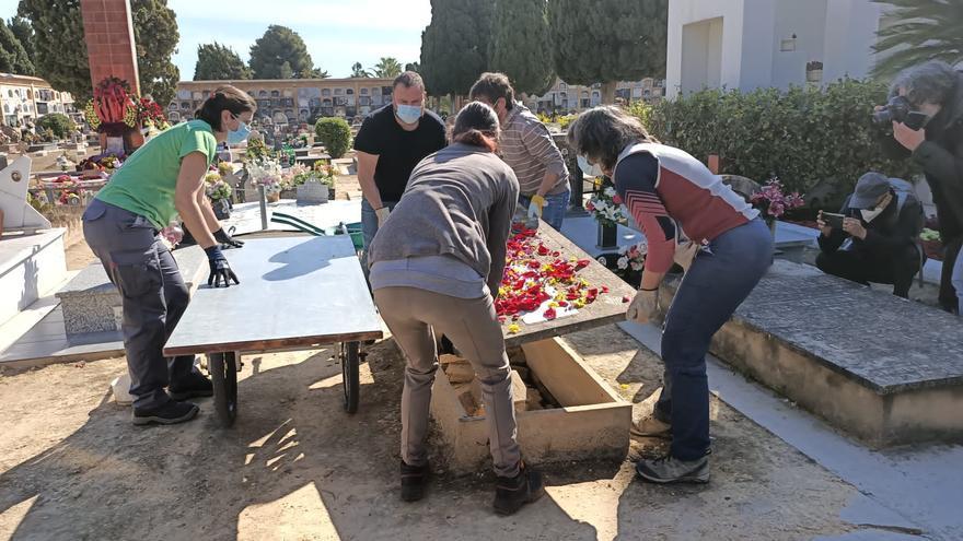 La Diputación busca a los familiares de 21 víctimas del franquismo cuyos restos están en la fosa 63 de Paterna
