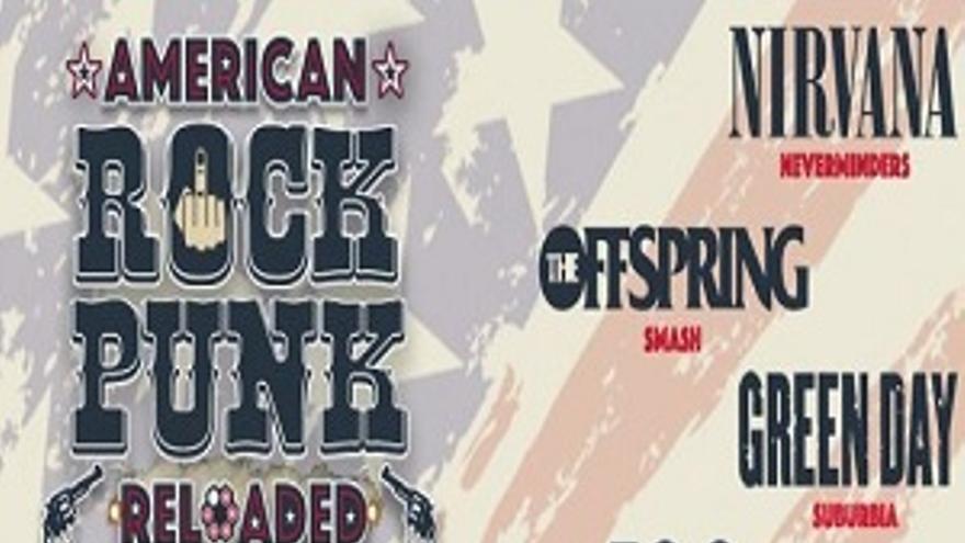 Festival de tributos American Rock Punk