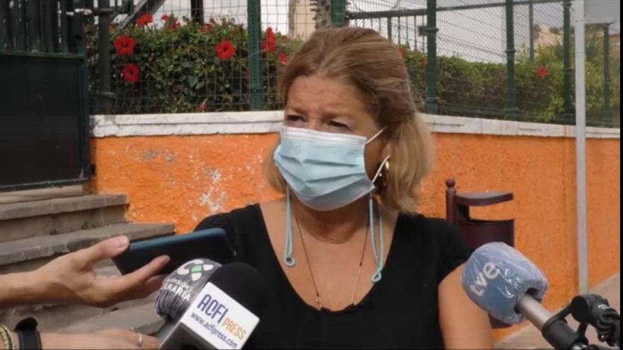 """Pepa Luzardo: """"El delegado del Gobierno no merece seguir siendo delegado del Gobierno"""""""