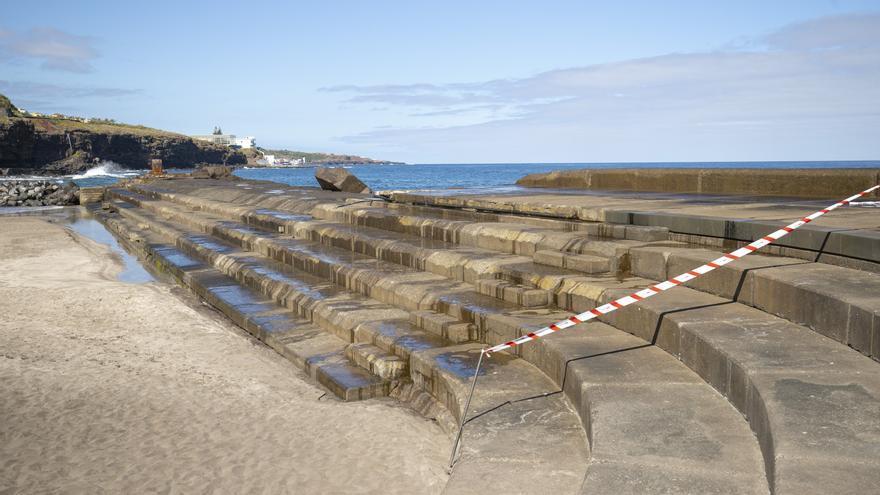 El Cabildo de Tenerife adjudica la construcción del dique de Bajamar