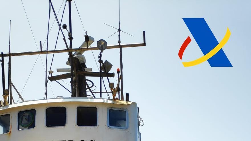 El 'Albatros', el barco de los 18.000 kilos de hachís
