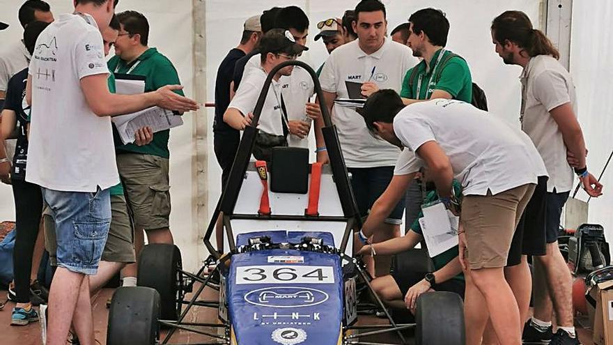 Málaga Racing Team, un gran paso para llegar a la Fórmula 1