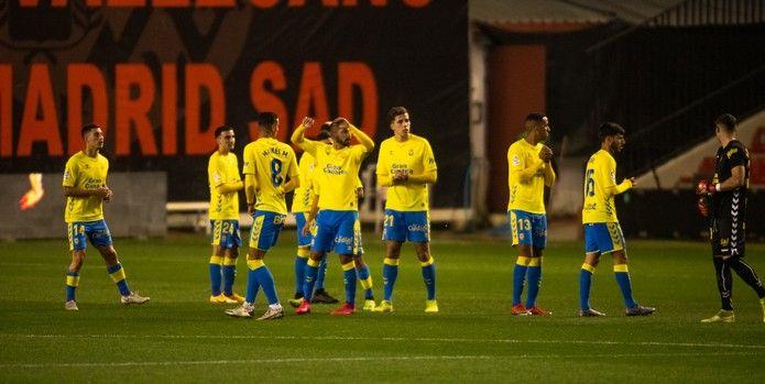 Rayo Vallecano - UD Las Palmas (20/12/20)