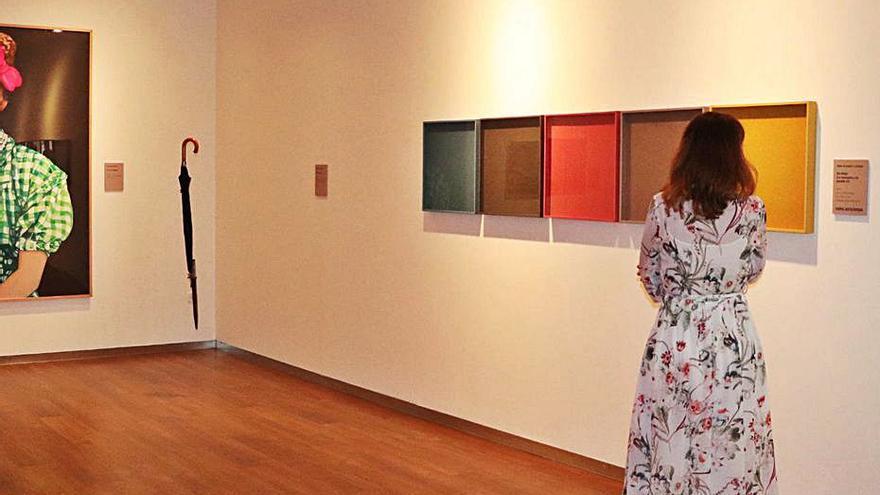 El Centro Fundación Unicaja de Antequera acoge una exposición del Certamen de Artes Plásticas