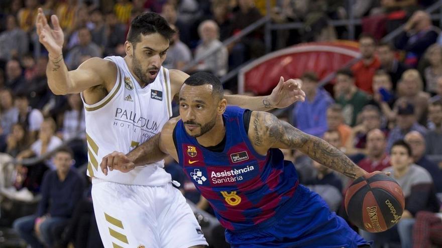 El Barça somete y atrapa al Real Madrid en la liga ACB