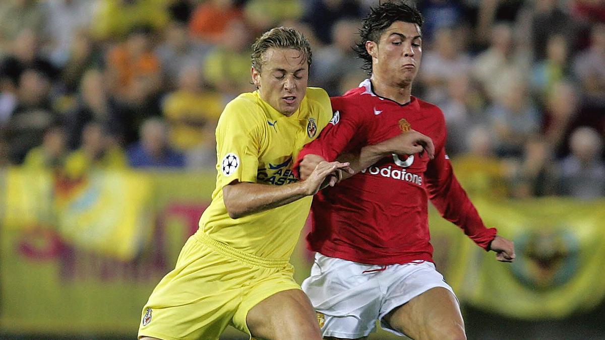 Los intentos frustrados de Cristiano Ronaldo ante el Villarreal
