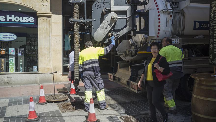 La carga de COVID-19 en las aguas residuales de Benavente también se dispara