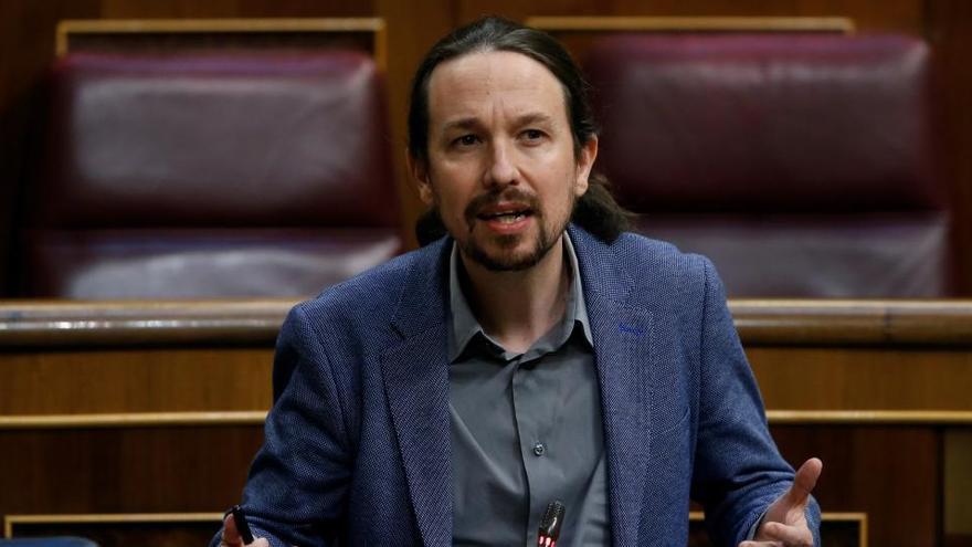 """Pablo Iglesias reafirma que la derogación de la reforma laboral """"seguirá adelante"""""""