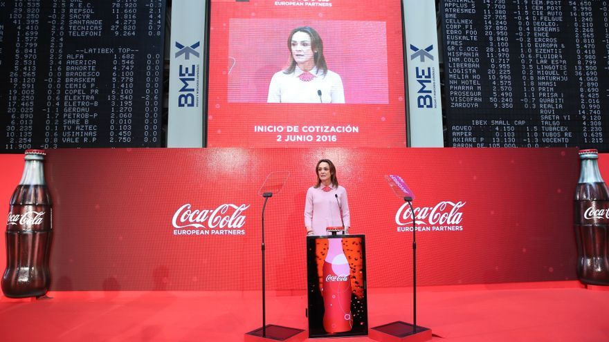 Coca-Cola European Partners pasa a denominarse Coca-Cola Europacific Partners tras hacerse con Amatil
