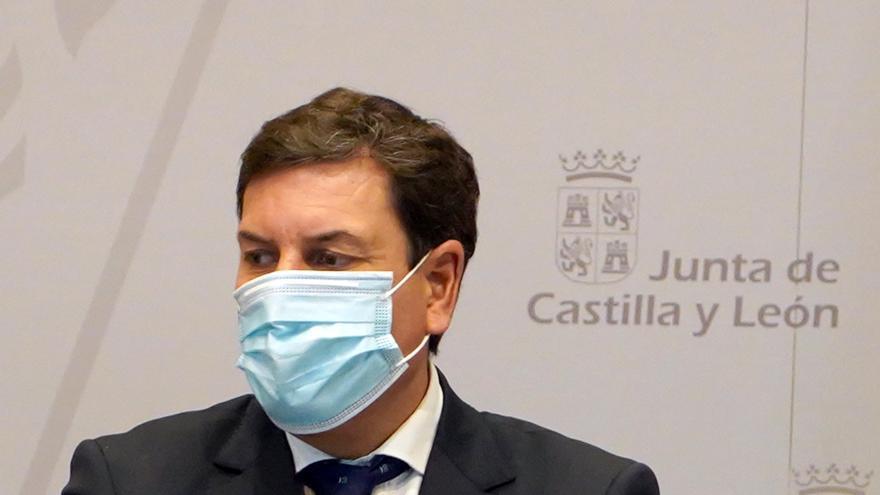 """Carriedo aboga por aprovechar la posición de """"liderazgo"""" de Castilla y León ante el reto energético"""
