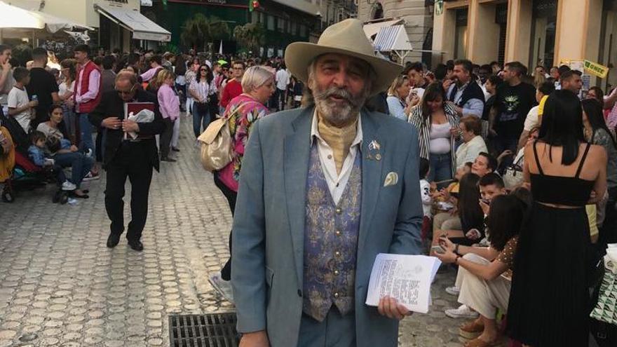 La Peña Caballista Monteclaro llora el fallecimiento de su socio Antonio Alfaro