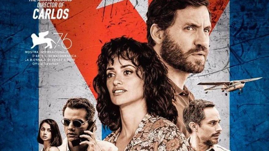 La película que Penélope Cruz rodó en Gran Canaria llega a Netflix