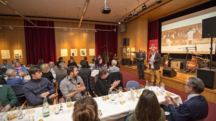 Zamora exhibe su patrimonio gastronómico y cultural en Munich