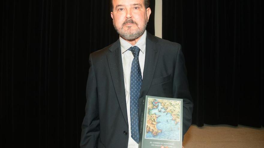 El historiador Juan Juega será despedido esta tarde con un funeral en Poio