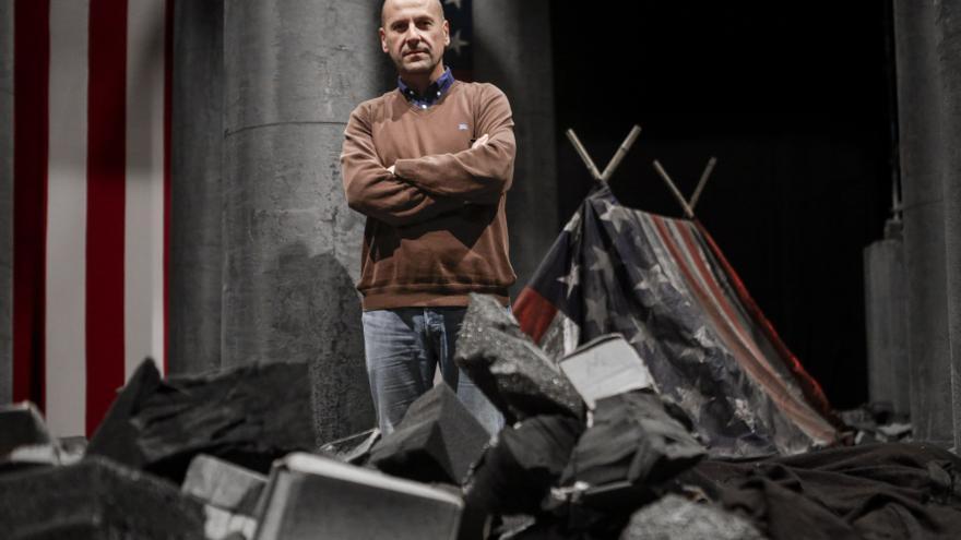 """""""Encajar dos óperas en dos semanas es como un Tourmalet con final en el Angliru"""""""