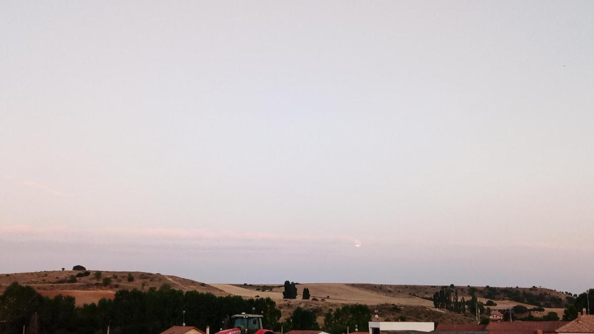 Un pueblo de la provincia de Zamora.