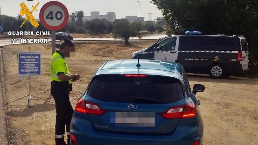 Investigan a un conductor por sextuplicar la tasa de alcohol permitida